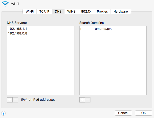 Mac can't resolve Win hostnames on remote LAN through